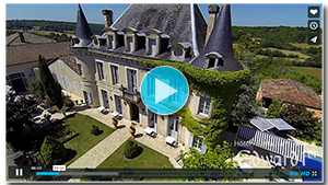 video dordogne hotel monpazier